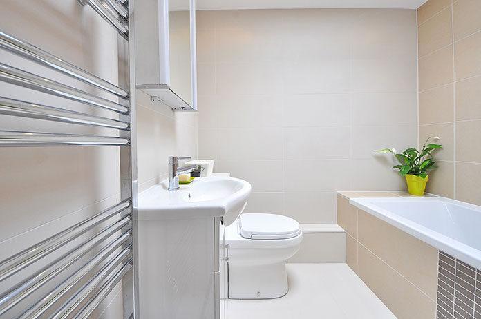 5 uniwersalnych trendów łazienkowych