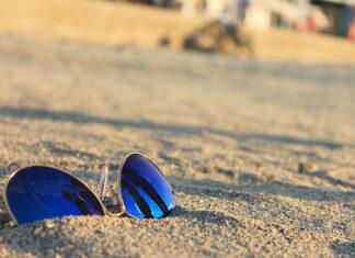 markowe okulary przeciwsłoneczne